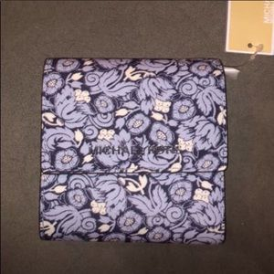 Floral Michael Kors Wallet